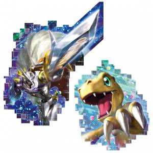Big Wall Sticker Digimon Adventure - Border to the digital World - Limited Edition [Bandai]