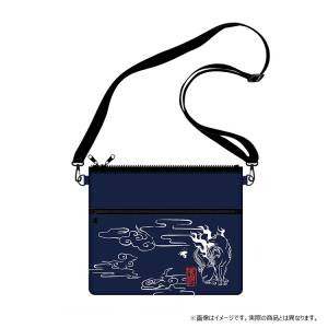 Okami 14th Anniversary Collection satchel [Goods]