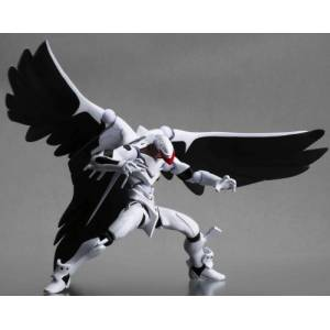 Neon Genesis Evangelion-EVA Mass Production Edition (Wing)[Revoltech No.026]