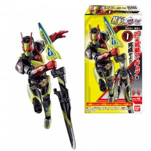 SO-DO Kamen Rider ZERO-ONE AI 09 Feat. SO-DO Kamen Rider Zi-O 12 Pack BOX [Bandai]