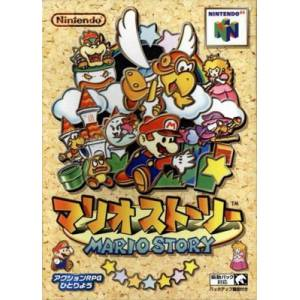 Mario Story / Paper Mario [N64 - occasion BE]