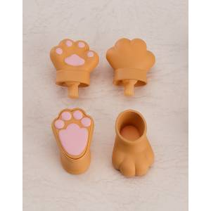 Nendoroid Doll: Animal Hand Parts Set (Brown) [Nendoroid]