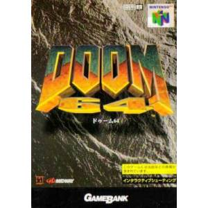 Doom 64 [N64 - occasion BE]