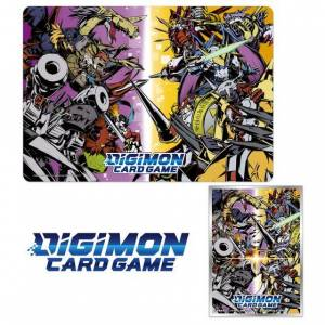 Digimon Card Game Tamer Goods Set PB-02 LIMITED EDITION [Bandai]