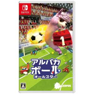 Alpaca Ball Allstars (Multi Language) [Switch]
