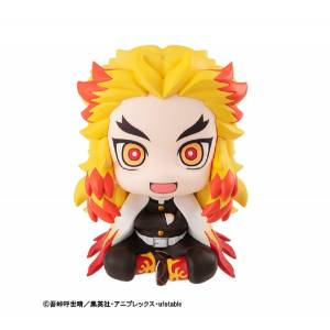 LookUp Demon Slayer: Kimetsu no Yaiba Kyojuro Rengoku [Megahouse]