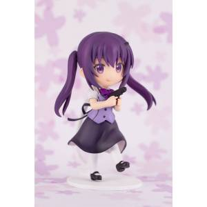 Is the order a rabbit ? BLOOM Mini Figure Rize [Plum]