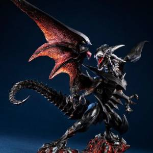 "ART WORKS MONSTERS ""Yu-Gi-Oh! Duel Monsters"" Red-Eyes Black Dragon Limited Edition [MegaHouse]"