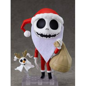 Nendoroid The Nightmare Before Christmas - Jack Skellington: Sandy Claws Ver. [Nendoroid 1517]