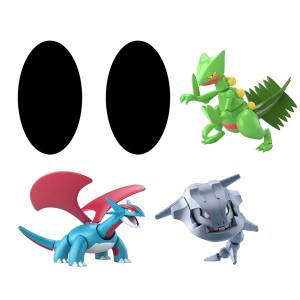 SHODO Pokemon 5 10Pack BOX (CANDY TOY) [Bandai]