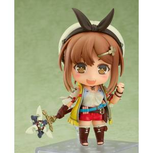 Nendoroid Ryza Atelier Ryza: Ever Darkness & the Secret Hideout [Nendoroid 1543]