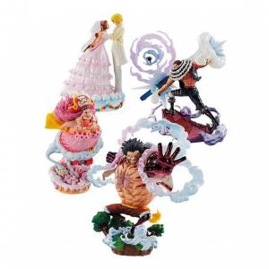 LOGBOX RE BIRTH LIMITED BOX Whole Cake Island Edition [Megahouse]