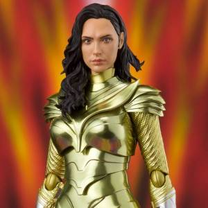 SH Figuarts Wonder Woman Golden Armor (WW84) Limited Edition [Bandai]