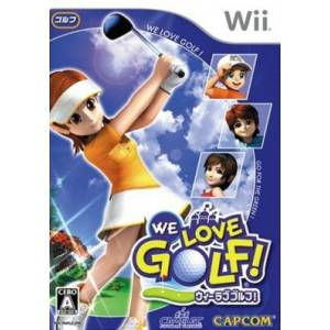 We Love Golf! [Wii - Used Good Condition]