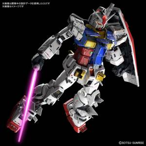 PG UNLEASHED 1/60 RX-78-2 Gundam [Bandai]
