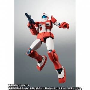 Robot Spirits Side MS RGM-79L GM Light Armor Version Ver. A.N.I.M.E. Mobile Suit Gundam Limited Edition [Bandai]