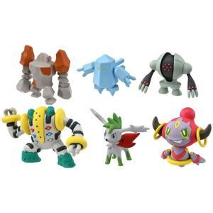 Pokemon MonColle Select Vol.1 12 pieces Assorted BOX [Takara Tomy]