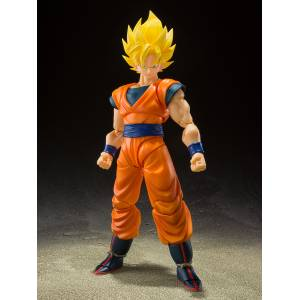 SH Figuarts Dragon Ball Z - Son Goku SSJ Full Power [Bandai]