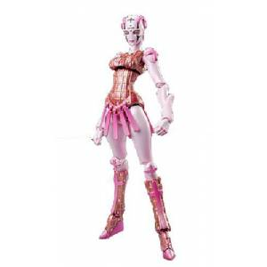 JoJo's Bizarre Adventure Part.V- Spice Girl(Hirohiko Araki Color)[Super Action Statue]
