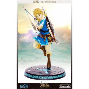 The Legend of Zelda: Breath of the Wild - Link 10 Inch [First 4 Figure]