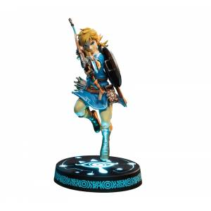The Legend of Zelda: Breath of the Wild - Link 10 Inch Collector [First 4 Figure]