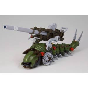 HMM ZOIDS 1/72 EMZ-15 Molga & Molga (Canory Unit Equipped Type) Plastic Model Reissue [Kotobukiya]