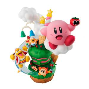 Kirby Super Deluxe -Crash! Gourmet race LIMITED EDITION [Megahouse]