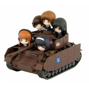 Girls und Panzer - Panzer IV Ausf. D Kai (H Type) Ending Ver. [PairDot]