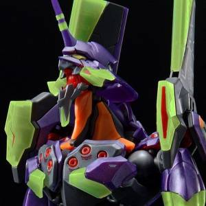 RG 1/144 - Evangelion Unit 1 (night combat specification) LIMITED EDITION [Bandai]