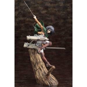 ARTFX J Attack on Titan / Shingeki no Kyojin -  Mikasa Ackerman Reissue [Kotobukiya]
