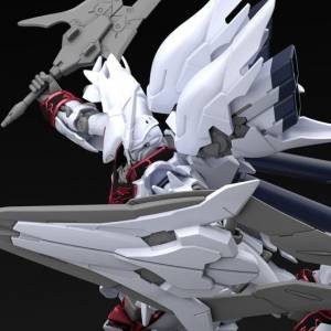 HGBF 1/144 Gundam Build Fighters: Battlogue - MSN-06S [W] Weiss Sinanju LIMITED [Bandai]