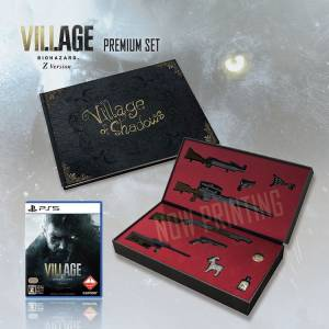 Resident Evil / Biohazard Village Premium Set CERO Z Version [PS5]