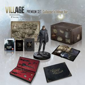 Resident Evil / Biohazard Village Premium Set (COLLECTOR'S EDITION Ver.) CERO Z Version [PS5]
