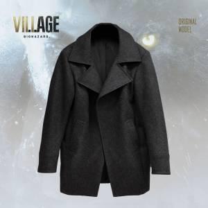 Resident Evil / Biohazard Village Coat Buttonless chester coat Chris Redfield Ver. (Original Model) [Goods]