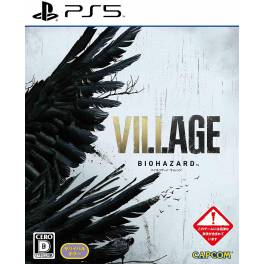 Resident Evil / Biohazard Village CERO D Version [PS5]