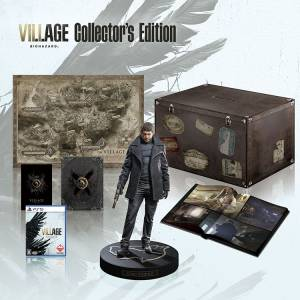Resident Evil / Biohazard Village COLLECTOR'S EDITION CERO D Version [PS5]