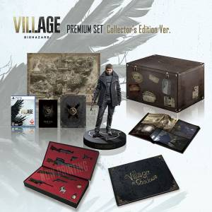Resident Evil / Biohazard Village Premium Set (COLLECTOR'S EDITION Ver.) CERO D Version [PS5]