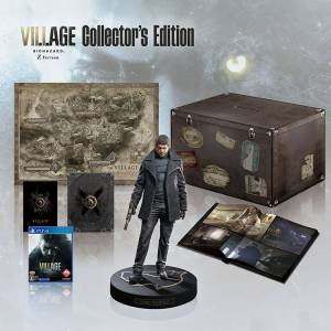 Resident Evil / Biohazard Village COLLECTOR'S EDITION CERO Z Version [PS4]