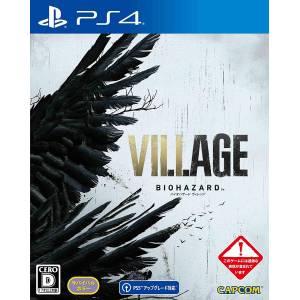 Resident Evil / Biohazard Village CERO D Version [PS4]
