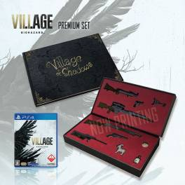 Resident Evil / Biohazard Village Premium Set CERO D Version [PS4]