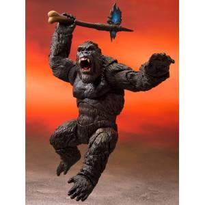 SH MonsterArts KONG from Movie GODZILLA VS. KONG [Bandai]