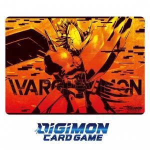 Digimon Card Game Playmat WarGreymon [PB-03] LIMITED [Bandai]