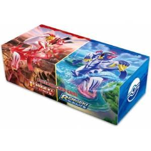 Cartes Pokémon Epée & Bouclier boite à carte longue Shifours Gigamax [Trading Cards]