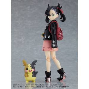 Figma Pokémon Sword and Shield - Marnie & Morpeko [Figma 514]