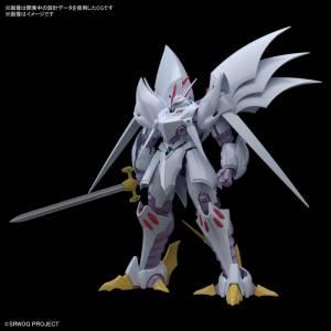 HG Super Robot Wars OG - Cybaster Plastic Model [Bandai]