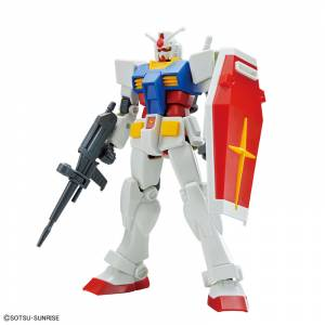 ENTRY GRADE 1/144 RX-78-2 Gundam Plastic Model [Bandai]