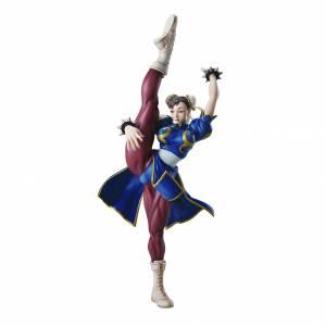 Capcom Figure Builder Creator's Model Street Fighter - Chun-Li [CFB]