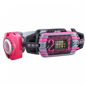 Kamen Rider Zi-o Transformation Belt DX Neo Decadriver & K-touch 21 LIMITED [Bandai]
