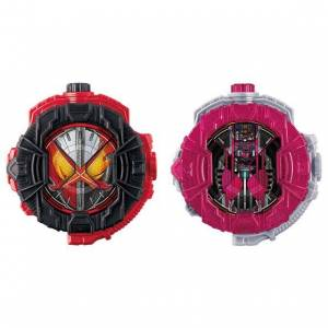 Kamen Rider Zi-o DX Saber Ride Watch & Decade Complete Form 21 Ride Watch LIMITED [Bandai]
