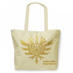 Monster Hunter 4 -  Bag unbleached color [Goods]